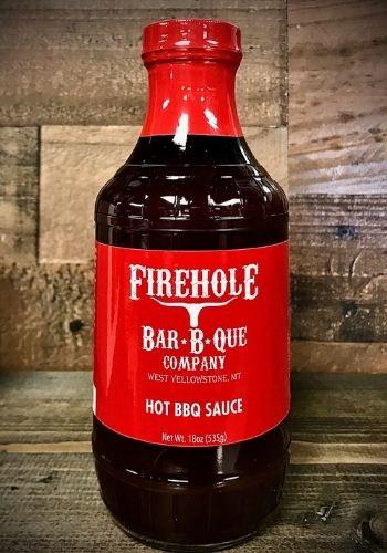 Hot BBQ Sauce